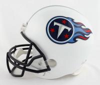 Marcus Mariota Signed Titans Full-Size Helmet (Fanatics Hologram) at PristineAuction.com