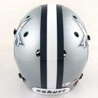 Tony Romo Signed Full-Size Authentic On-Field Hydro-Dipped Helmet (Beckett COA) at PristineAuction.com