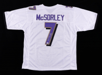 Trace McSorley Signed Jersey (JSA COA) at PristineAuction.com