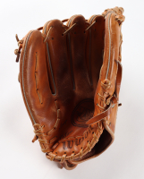 """David Wells Signed Glove Inscribed """"The Best Agent Money Can Buy!"""" & """"Best Wishes"""" (JSA ALOA) at PristineAuction.com"""