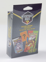 Pokemon Mystery Box Hanger Box with (2) Packs at PristineAuction.com