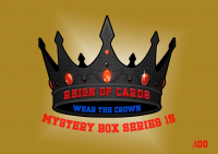 Reign of Cards Mystery Box - Series 15 at PristineAuction.com