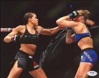 Amanda Nunes Signed UFC 8x10 Photo (PSA COA) at PristineAuction.com
