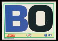 Bo Jackson 1990 Score #697 at PristineAuction.com