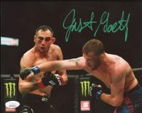 Justin Gaethje Signed UFC 8x10 Photo (JSA COA) at PristineAuction.com