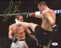 Petr Yan Signed UFC 8x10 Photo (PSA COA) at PristineAuction.com