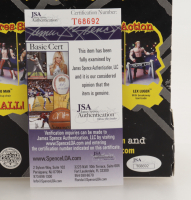 "Diamond Dallas Page Signed Smash N' Slam Action Figure Inscribed ""Bang"" (JSA COA) at PristineAuction.com"