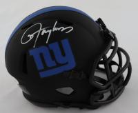 Lawrence Taylor Signed Giants Eclipse Alternate Speed Mini Helmet (JSA COA) at PristineAuction.com