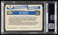 Ray Nitschke Signed 1989 Swell Greats #96 (PSA Encapsulated) at PristineAuction.com