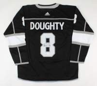 Drew Doughty Signed Kings Captain Jersey (JSA COA) (See Description) at PristineAuction.com