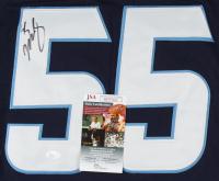 Mark Scheifele Signed Jets Jersey (JSA COA) at PristineAuction.com