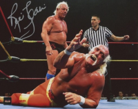 Ric Flair Signed WWE 8x10 Photo (COJO COA) at PristineAuction.com