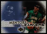Michael Jordan / LeBron James 2003-04 UD Top Prospects Mentors and Learners #ML1 at PristineAuction.com