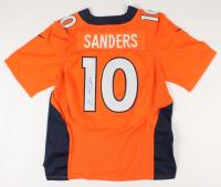 Emmanuel Sanders Signed Broncos Jersey (JSA COA) at PristineAuction.com