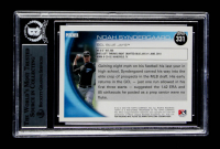 Noah Syndergaard Signed 2010 Topps Pro Debut #331 (BGS Encapsulated) at PristineAuction.com