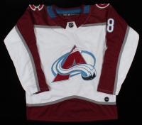 Cale Makar Signed Avalanche Jersey (JSA COA) (See Description) at PristineAuction.com