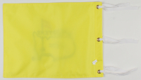 """Jack Nicklaus Signed Masters Golf Pin Flag Inscribed """"63, 65, 66, 72, 75, 86"""" (Beckett LOA) at PristineAuction.com"""