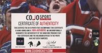 Claude Lemieux Signed Canadiens 8x10 Photo (COJO COA) at PristineAuction.com