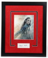 "Natalie Portman Signed ""Thor"" 18x22 Custom Framed Cut Display (ACOA COA) at PristineAuction.com"