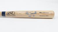"Alan Trammell Signed Rawlings Adirondack Big Stick Baseball Bat Inscribed ""HOF 18"" (JSA COA) at PristineAuction.com"
