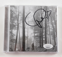 "Taylor Swift Signed ""Folklore"" CD Album (JSA COA) (See Description) at PristineAuction.com"