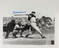 """Ted Williams Signed """"1950 Spring Training"""" 16x20 Photo (Ted Williams COA) (See Description) at PristineAuction.com"""