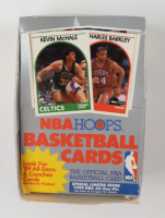 1989-90 NBA Hoops Basketball Wax Box with (36) Packs (See Description) at PristineAuction.com
