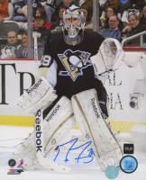Marc-Andre Fleury Signed Penguins 8x10 Photo (COJO COA) at PristineAuction.com