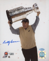 Scotty Bowman Signed Red Wings 8x10 Photo (Fanatics Hologram & Steiner Hologram) at PristineAuction.com