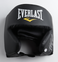 Mike Tyson Signed Everlast Head Gear (PSA COA) at PristineAuction.com