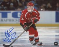 Hayley Wickenheiser Signed Team Canada 8x10 Photo (COJO COA) at PristineAuction.com