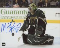 Marty Turco Signed Stars 8x10 Photo (COJO COA) at PristineAuction.com
