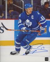 Mats Sundin Signed Maple Leafs 8x10 Photo (COJO COA) at PristineAuction.com