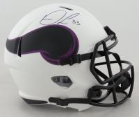 Dalvin Cook Signed Vikings Full-Size Lunar Eclipse Alternate Speed Helmet (JSA COA & Cook Hologram) at PristineAuction.com
