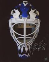 Felix Potvin Signed Maple Leafs 8x10 Photo (COJO COA) at PristineAuction.com