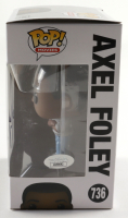 "Eddie Murphy Signed ""Beverly Hills Cop"" #736 Axel Foley Funko Pop! Vinyl Figure (JSA Hologram) at PristineAuction.com"