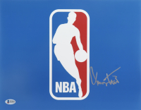 """Jerry West Signed """"The Logo"""" 11x14 Photo (Beckett COA) at PristineAuction.com"""