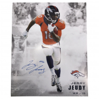 Jerry Jeudy Signed Broncos 16x20 Photo (JSA COA) at PristineAuction.com
