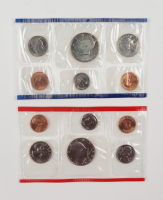 1989 United States Mint Uncirculated Set with (12) Coins (See Description) at PristineAuction.com