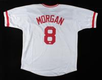 Joe Morgan Signed Jersey (JSA COA) at PristineAuction.com