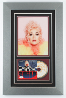 "Katy Perry Signed 15x23 Custom Framed ""Smile"" Album Photo Display (JSA COA) at PristineAuction.com"