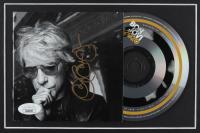 "Jon Bon Jovi Signed 15x23 Custom Framed Bon Jovi ""2020"" Album Photo Display (JSA COA) at PristineAuction.com"