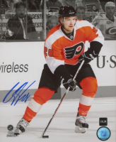Claude Giroux Signed Flyers 8x10 Photo (COJO COA) at PristineAuction.com