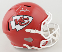 Tyreek Hill Signed Chiefs Full-Size Speed Helmet (JSA COA) at PristineAuction.com