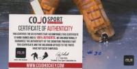 Denis DeJordy Signed Blackhawks 8x10 Photo (COJO COA) at PristineAuction.com