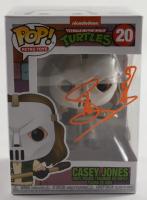 """Stephen Amell Signed """"Teenage Mutant Ninja Turtles"""" #20 Casey Jones Funko Pop! Vinyl Figure (JSA COA) at PristineAuction.com"""