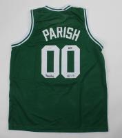 "Robert Parish Signed Jersey Inscribed ""HOF 03"" (TriStar Hologram & PSA COA) at PristineAuction.com"