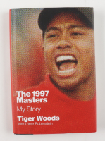 """Tiger Woods Signed """"The 1997 Masters - My Story"""" Hardcover Book (JSA ALOA) at PristineAuction.com"""