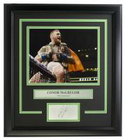 Conor McGregor UFC 16x18 Custom Framed Photo Display at PristineAuction.com