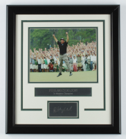 Phil Mickelson 16x18 Custom Framed Photo Display at PristineAuction.com